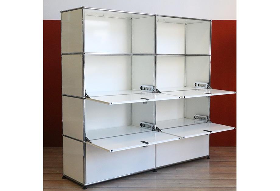highboard usm haller 080916 03 abatrans. Black Bedroom Furniture Sets. Home Design Ideas