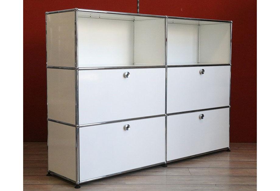 sideboard usm haller 080916 01 abatrans. Black Bedroom Furniture Sets. Home Design Ideas