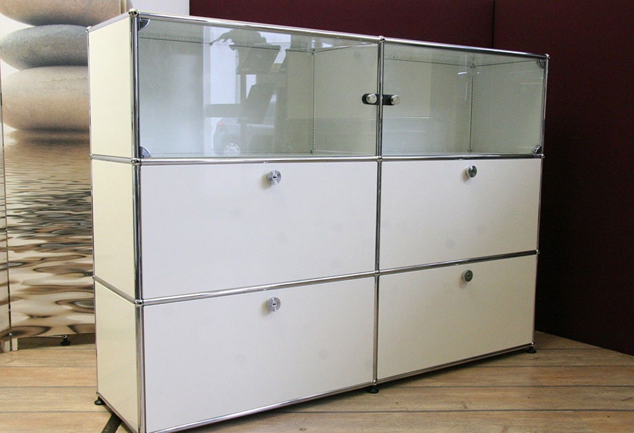 Sideboard usm haller 040216 03 abatrans for Sideboard usm