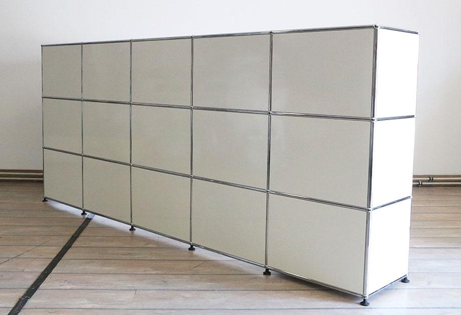 reception desk usm haller 150517 01 abatrans. Black Bedroom Furniture Sets. Home Design Ideas