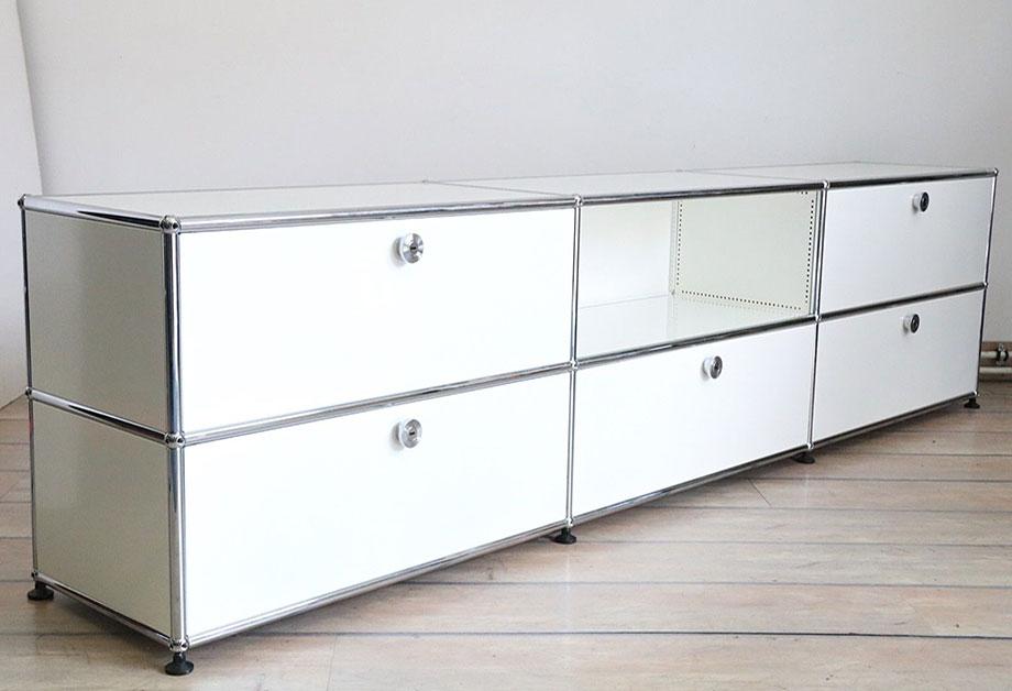 sideboard usm haller 031116 01 abatrans. Black Bedroom Furniture Sets. Home Design Ideas