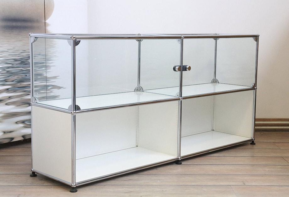 sideboard usm haller abatrans. Black Bedroom Furniture Sets. Home Design Ideas
